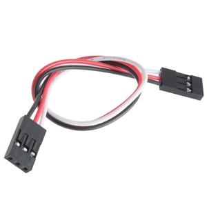 Kaabel 3p 2.54mm konnektoritega, eme/ema, 15cm
