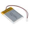 Polymer Lithium Ion Battery - 3.7V 1000mAh