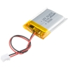 Polymer Lithium Ion Battery - 3.7V 400mAh