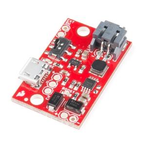 SparkFun LiPo laadija / konverter, 5V/1A