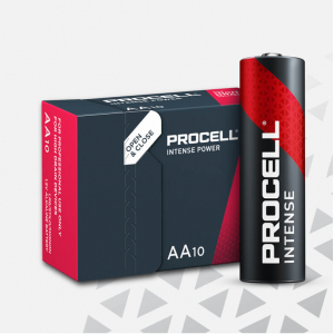 Patarei AA 1,5V LR6 PROCELL INTENSE 10tk/pakk
