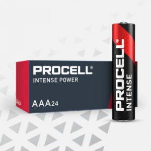 Patarei AAA 1,5V LR03 PROCELL INTENSE 10tk/pakk