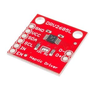 SparkFun DRV2605L - vibratsioonmootori kontroller