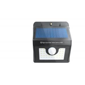 LED valgusti päikesepaneeli ja liikumisanduriga 400 lm, IP65, 3,7 V 2200 mAh Li-ion aku