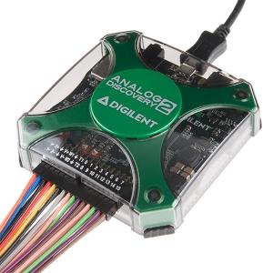 Digilent Analog Discovery 2 - USB ostsilloskoop/analüsaator