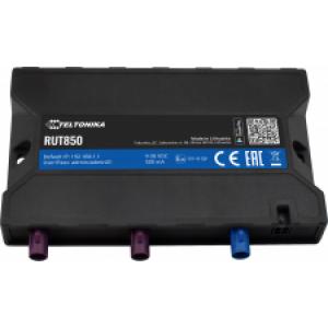 Tööstuslik LTE Wifi GPS Ruuter autodesse: 2.4GHz, GNSS, Hotspot, 802.11b/g/n, -40°C-75°C, IP30, komplektis antennid