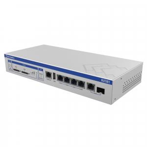 Tööstuslik LTE Ruuter, 4 x Gigabit, 1x SFP, 2 SIM´i, 2.4GHz + 5GHz WLAN, RMS, VPN