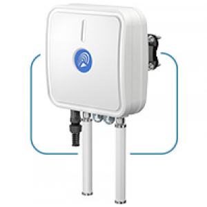 Väline LTE + WiFi + GPS + Bluetooth Antenn QuMax RUTx11´le, -40°C kuni 75°C, IP67 (komplekt)