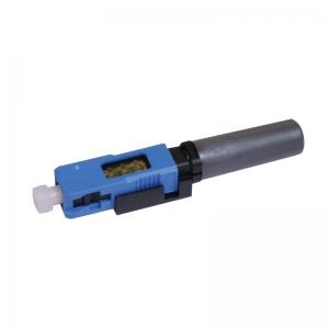 FO pistik singlemode SC 3mm tööriistavaba