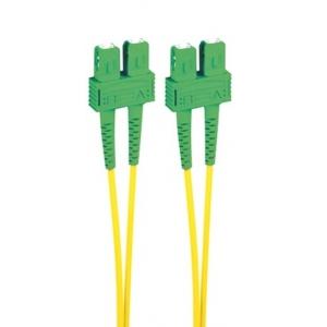 FO jätkukaabel singlemode SC/APC-SC/APC duplex 15.0m