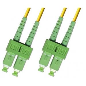 FO jätkukaabel singlemode SC/APC-SC/APC duplex 5.0m