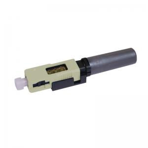 FO pistik multimode SC OM3 3mm tööriistavaba