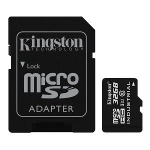 KINGSTON 32GB microSDHC  UHS-I Card Class 10