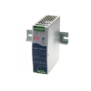 Toiteplokk DIN-liistule 120W 48V 2.5A