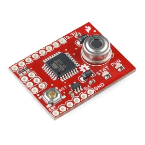 MLX90614 - infrapuna temperatuurianduri moodul