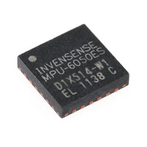 3-Axis Gyro/Accelerometer IC - MPU-6050
