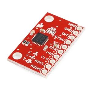 MPU-6050 - 3 teljeline kiirendusandur/güroskoop, 2.3-3.4V