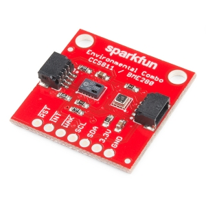SparkFun Environmental Combo Breakout - CCS811/BME280