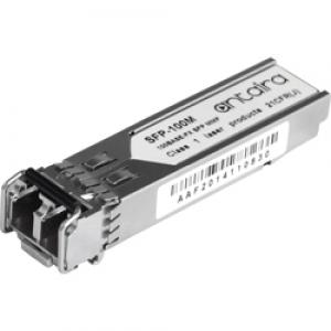 SFP moodul: 1 x 155Mpbs LC MM 1310nm kuni 2km, -40° kuni 85°C