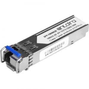SFP moodul: 1 x 100Mpbs LC SM WDM-A kuni 20km, 0° kuni 70°C