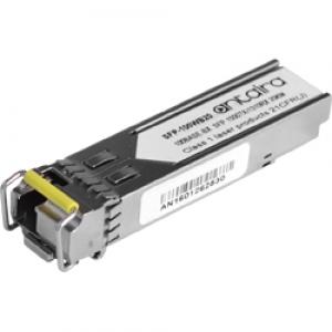 SFP moodul: 1 x 100Mpbs LC SM WDM-B kuni 20km, -40° kuni 85°C