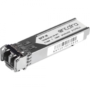 SFP moodul: Gigabit, Multi Mode 550M / LC / 850nm, -40ºC kuni 85ºC