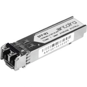SFP moodul: 1 x 1.25Gbps LC MM 1310nm kuni 2km, 0° kuni 70°C