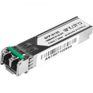 SFP moodul: 1 x 1.25Gbps LC SM 1550nm kuni 120km, -40° kuni 85°C