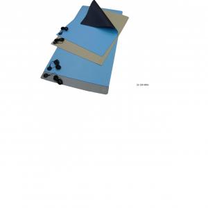 Lauamatt 0,6x1,2m ESD Sinine