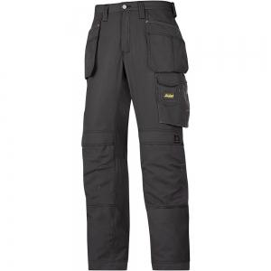 Tööpüksid Craftsman ripptaskutega W31/L30, mustad