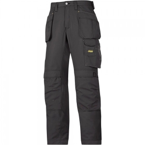Tööpüksid Craftsman ripptaskutega W33/L30, mustad
