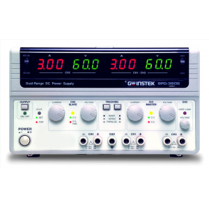 Labori impulsstoiteplokk 3 kanaliga 0-30V/6A, 0-60V/3A, 0.1-5V/3A