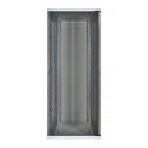 Seadmekapp 42U 1980x600x800 k,l,s, klaasuks, kandevõime kuni 600kg, hall, ECO