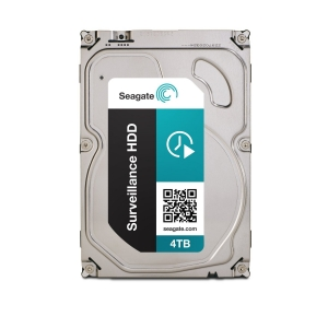 "Kõvaketas 3.5"" SEAGATE Surveillance 5900 4TB 5900rpm SATA 6Gb/s 64MB cache 24x7 long-term"