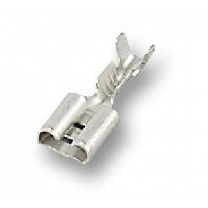 Faston pesa 6,3 x 0,8mm 1-2,5mm²