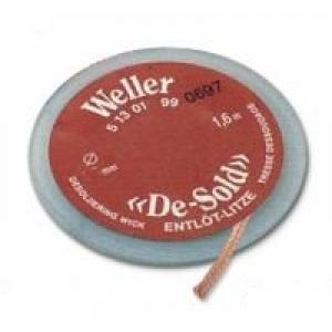 DESOLDERING WICK 2mm 1,6m