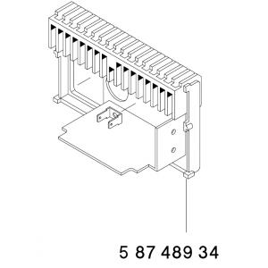 HOUSING REAR WS81/WSD81/WSD151/WSD161
