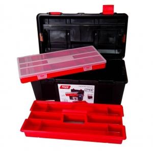 Tööriistakast 445x235x230mm plastik
