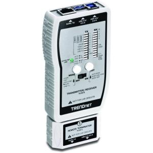 Arvutivõrgu kaabli tester (TP & Coax) +toongener ja USB A/B