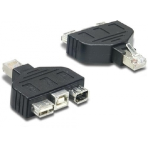 Üleminek USB & Firewire adapter TC-NT2-le