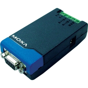 Konverter RS-232 > RS-422/485, RS-232 toide, 15 KV serial ESD kaitse, RS-422/485 klemmühendus