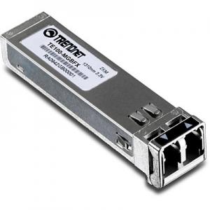 Mini-GBIC (SFP) Multi-Mode 100Base-FX Moodul 1310nm / 2km (LC Duplex)
