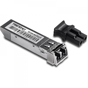 Mini-GBIC (SFP) 100Base-FX ,Single-Mode LC Moodul / 20km,