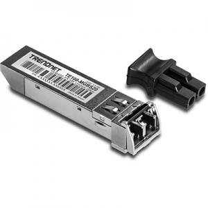 Mini-GBIC (SFP) Single-Mode 100Base-FX Moodul 1310nm / 20km (LC Duplex)