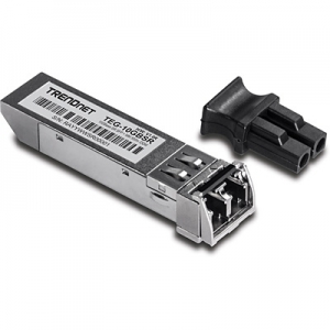SFP+ Multi Mode Moodul / 550m, LC Duplex, 850nm, DDM (10GBASE-SR - 10-Gigabit Ethernet)
