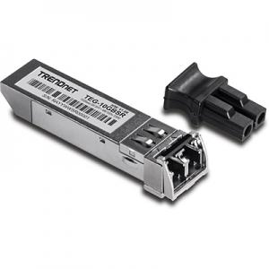 Mini-GBIC (SFP+) Multi-Mode 10GBASE-SR  Moodul 850nm / 550m (LC Duplex) DDM