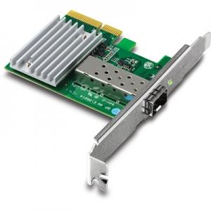 Võrgukaart: PCIe, 10Gbps SFP+ moodulite tugi