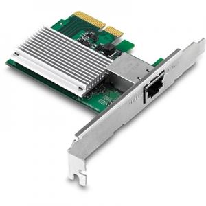 Võrgukaart: PCIe, 1x 10Gbps LAN , 802.1Q VLAN Tagging, toetab windowsi ja linuxit
