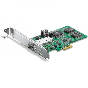 Võrgukaart: PCIe, 1000-Base SFP moodulite tugi