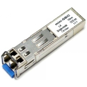 Mini-GBIC (SFP) Single-Mode LC Moodul / 10km